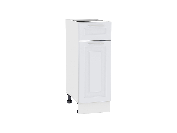 Шкаф нижний Ницца Royal Н301 (Blanco)