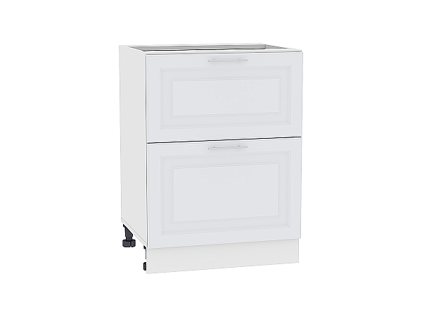 Шкаф нижний Ницца Royal Н602 (Blanco)