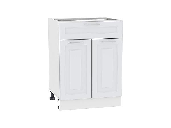 Шкаф нижний Ницца Royal Н601 (Blanco)