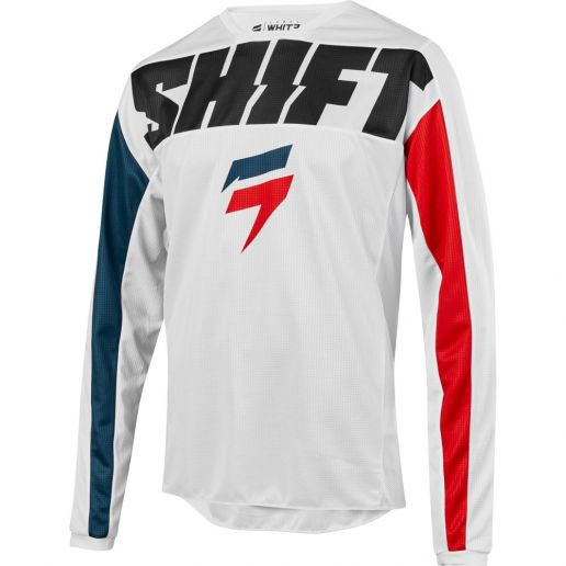 Shift - 2019 Whit3 Label York White джерси, белое