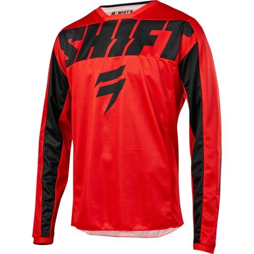 Shift - 2019 Whit3 Label York Red джерси, красное