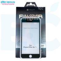 Защитное стекло Mocoll Storm Full Cover для Apple iPhone 6S Plus черное 0.33mm