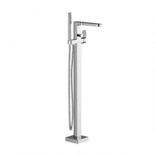 Ravak Chrome CR 080.00 смеситель напольный для ванны