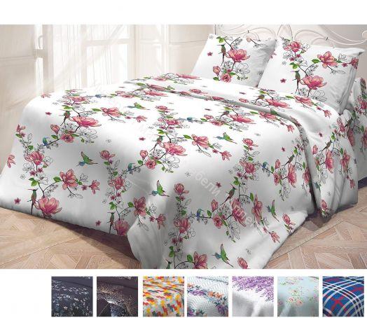 """Постельное белье """"Самойловский текстиль"""" Cottonsoft 1,5-спальный комплект (наволочки 50х70)"""