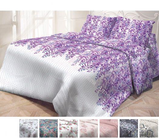 """Постельное белье """"Самойловский текстиль"""" Cottonsoft 1,5-спальный комплект (наволочки 70х70)"""