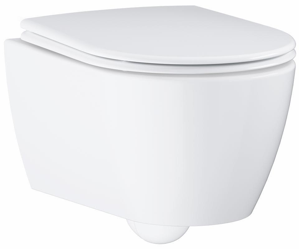 Grohe Euro Ceramic подвесной унитаз 3957100H ФОТО