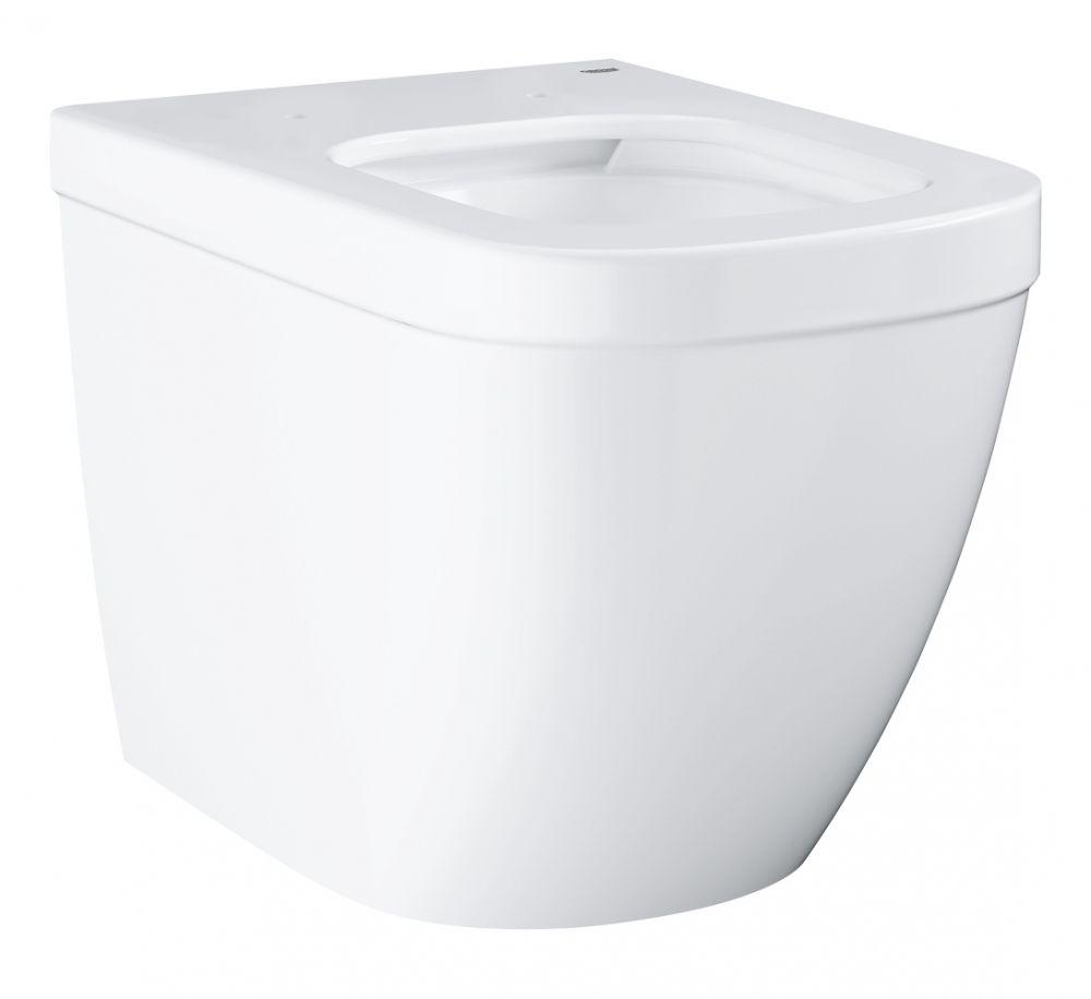 Grohe Euro Ceramic напольный пристенный унитаз 3933900H ФОТО