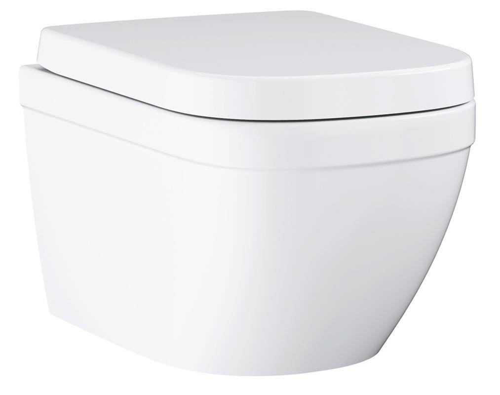 Grohe Euro Ceramic подвесной унитаз 3932800H ФОТО