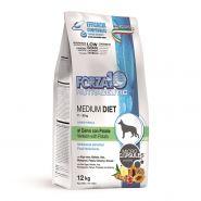 Forza10 Medium Diet al Cervo con Patate Диетический продукт для взрослых собак средних размеров (11-35 кг) (12 кг)
