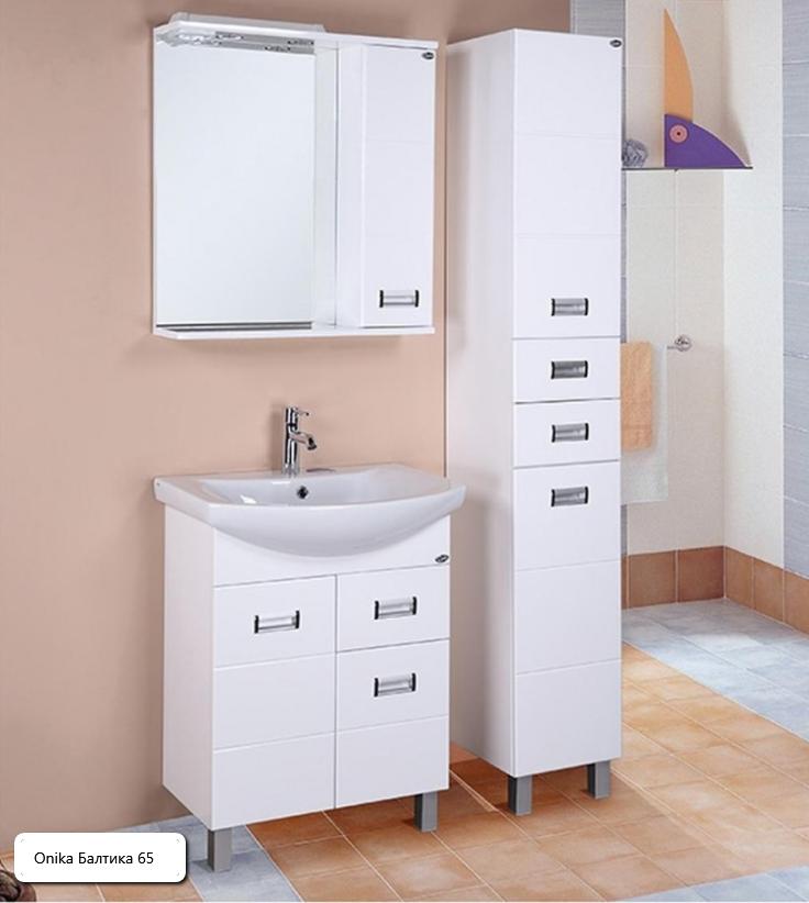 Мебель для ванной Onika Балтика 65 с ящиком