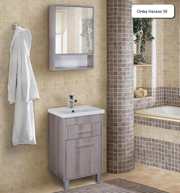 Мебель для ванной Onika Натали 50 с ящиком