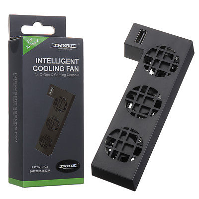 Подставка с охлаждением Intelligent cooling fan DOBE (Xbox One X)