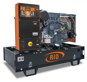 Дизельный генератор RID 20 S-SERIES