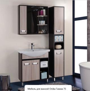 Мебель для ванной Onika Гамма 75