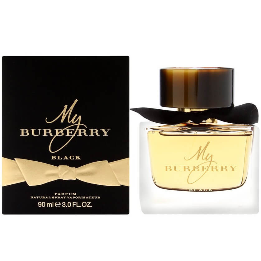 Burberry Парфюмерная вода My Burberry Black, 90 ml