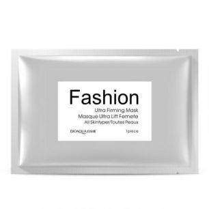 Супер-увлажняющая лифтинг маска «BIOAQUA» Fashion для лица с шелком.(0436)
