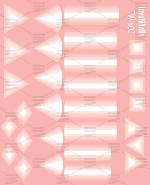 Слайдер дизайн Dream Nails TW-302