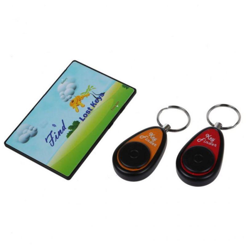 Радиобрелок с пультом ДУ для поиска ключей Electronic Key Finder, 2 шт