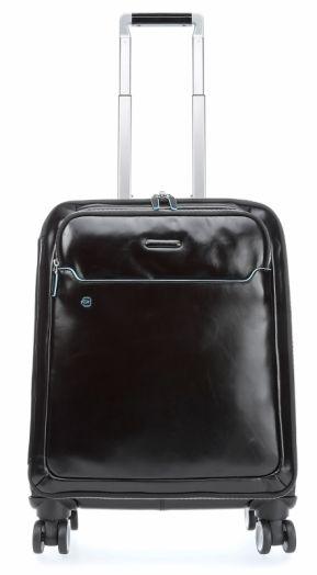 Дорожная сумка на колесах Piquadro BV3849B2/N черная