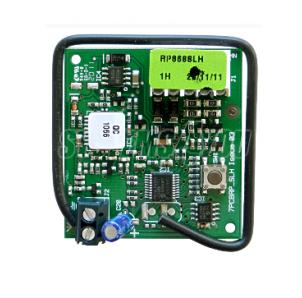 Радиоприемник 1-канальный встраиваемый в разъем RP 868 МГц