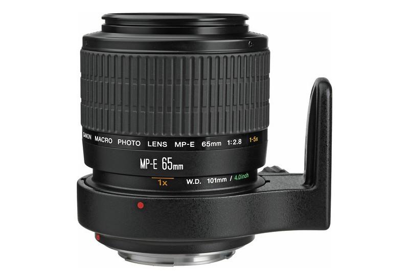Canon MP-E 65mm f/2.8 1-5x Macro