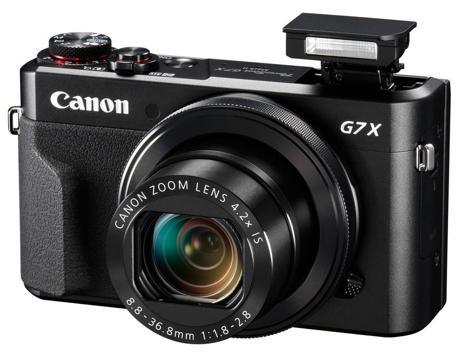 Canon PowerShot G7X Mark II (Eng)