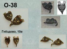 O-38. Крючки для обмоток (цена за пару)