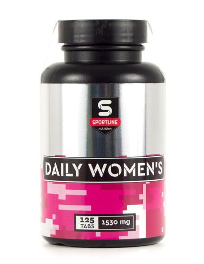 Daily Women's от SportLine, 125 таб_