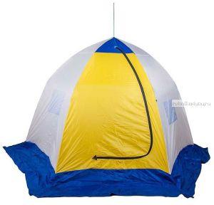 Палатка-зонт без дна СТЭК Elite 3-х местная / трехслойная