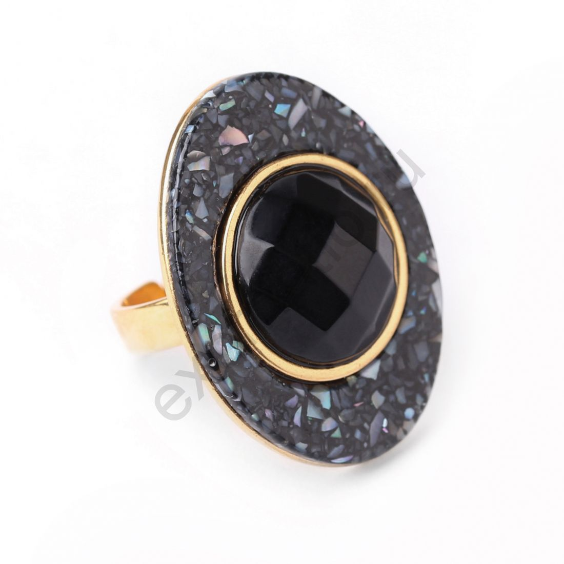 Кольцо Nature Bijoux 19-23052. Коллекция Black Light