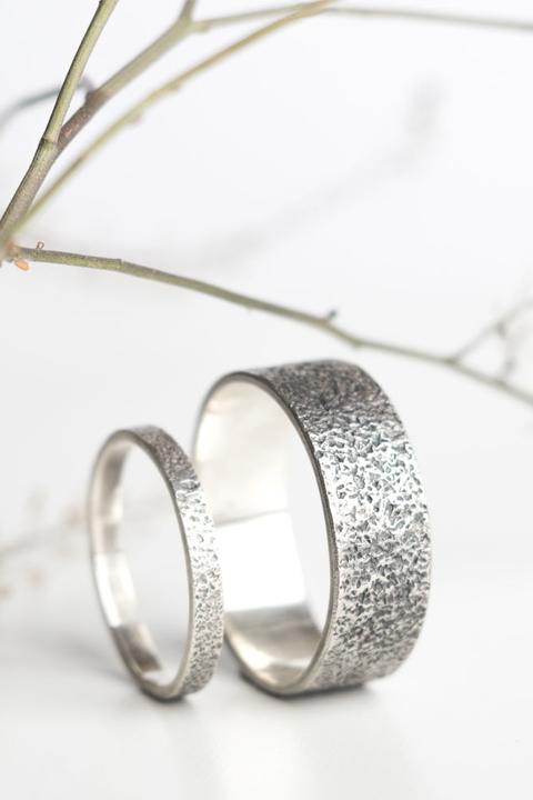 Обручальные кольца Arenilla