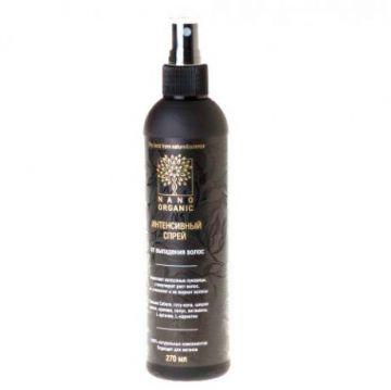 Нано Органик - Спрей от выпадения волос для кожи головы, 270мл