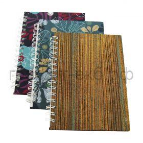 Блокнот А5 60л.нелин.Полином Sketchbook Wood/Принты 100 г/м2  2721/2722