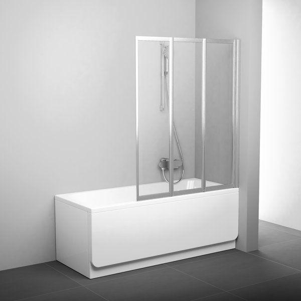 Ravak VS3 шторка для ванны ФОТО