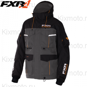 Куртка FXR Excursion - Charcoal Black