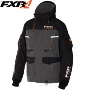 Куртка FXR Excursion - Charcoal/Black мод. 2017