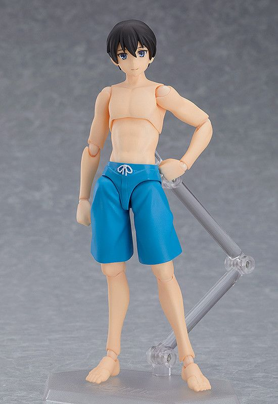 Figma - Male Swimsuit Body (Ryo)