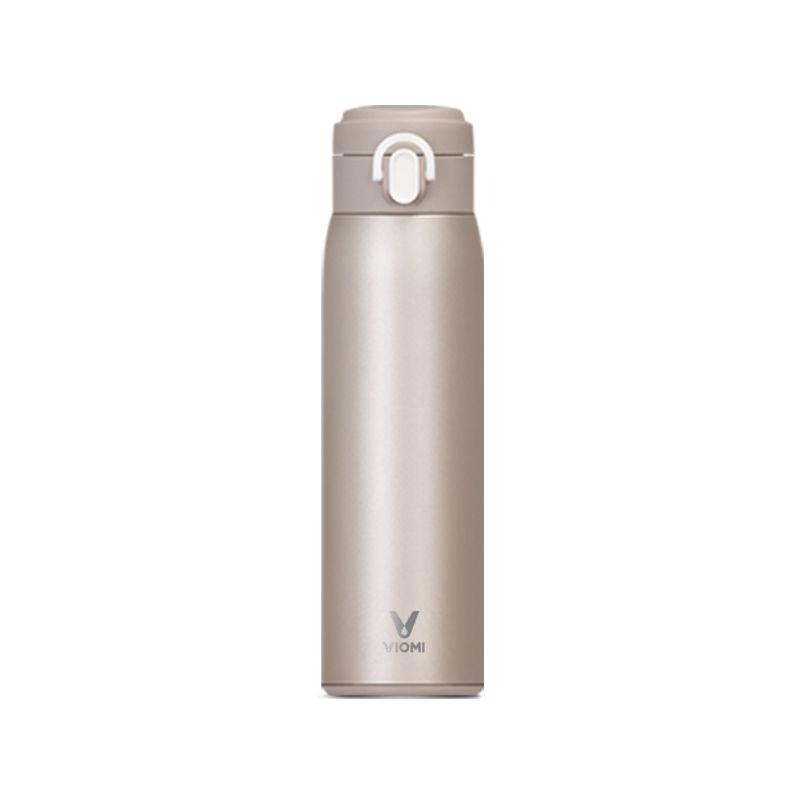 Классический термос Xiaomi Viomi Stainless Vacuum Cup (0,46 л) Золотой