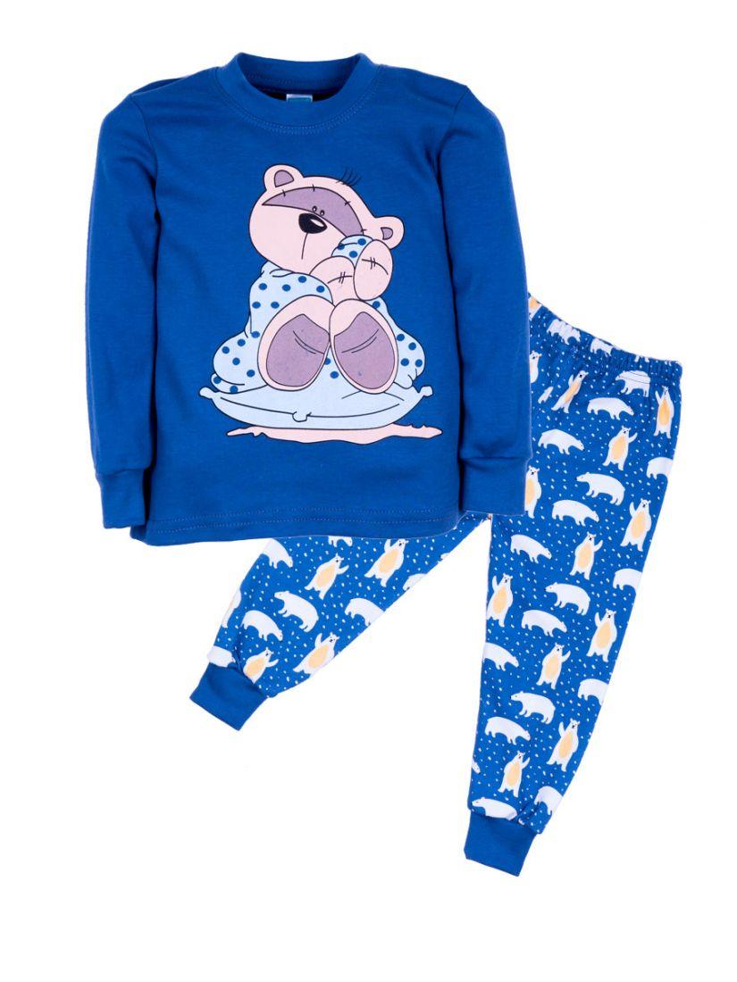 Пижама для мальчика Мишка