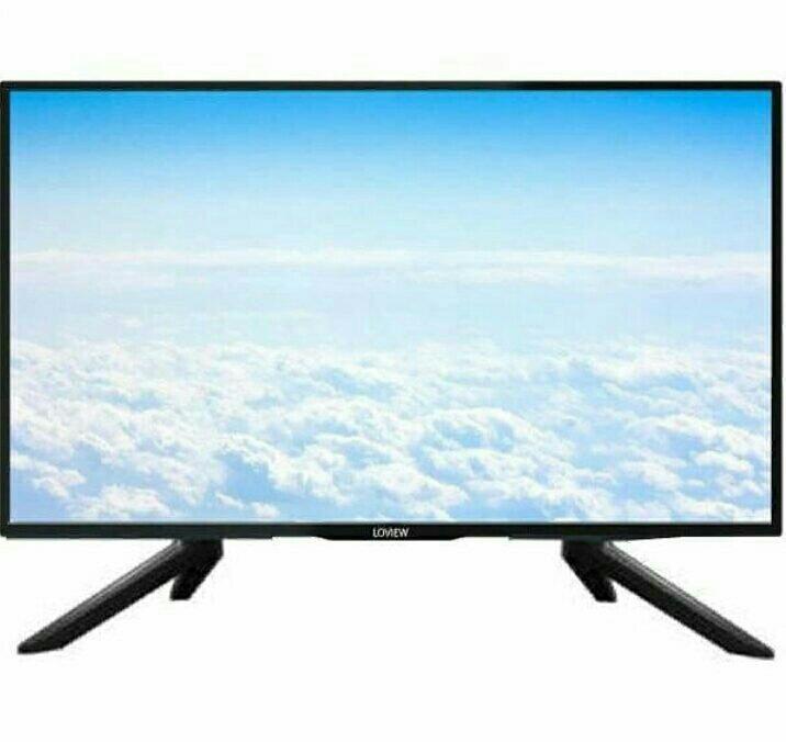 """Телевизор 19"""" LOVIEW L39F401T2C: 1366x768, 180кд/м2, 800:1, DVB-T/T2/C, 6 Вт, US"""