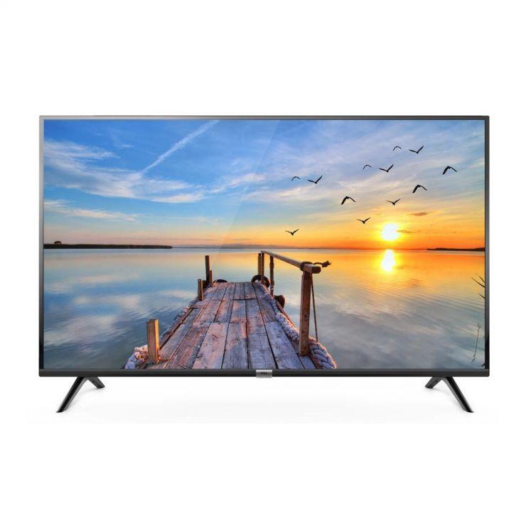 """Телевизор 32"""" TCL L32S6500: SmartTV, 1366x768, 178°/178°, DVB-T/T2/C, 10 Вт, Wi-"""