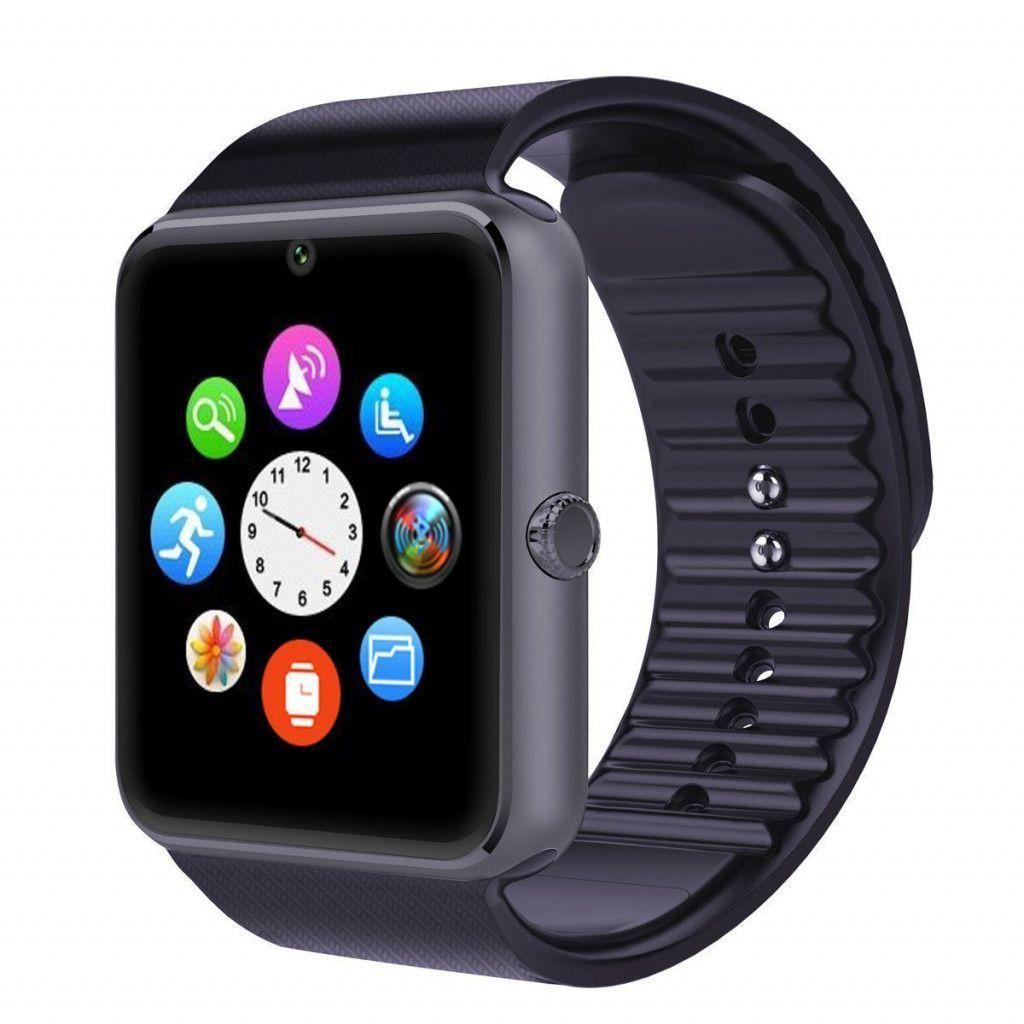 Умные Часы Smart Watch GT08, Цвет Черный