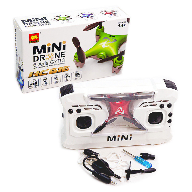Квадрокоптер Mini Drone 6 Axis Gyro