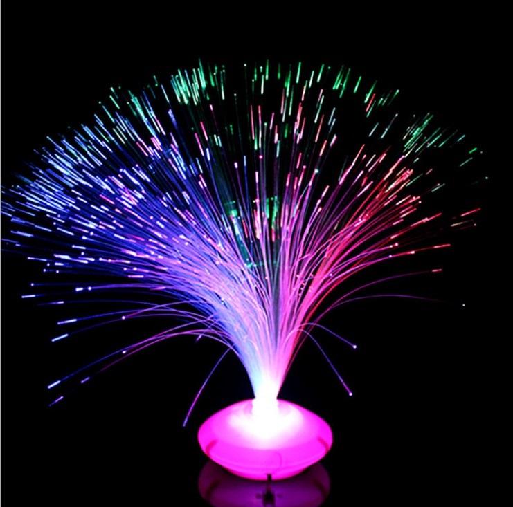 Светильник-Ночник Нежность, Цвет Розовый