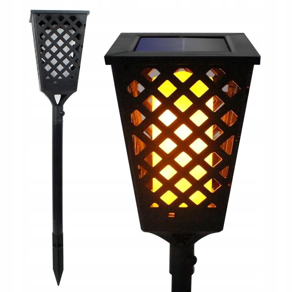 Уличный фонарь на солнечной батарее Dancing Tiki Light