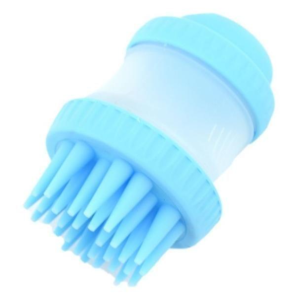 Щетка Для Животных Cleaning Device The Gentle Dog Washer, Цвет Голубой