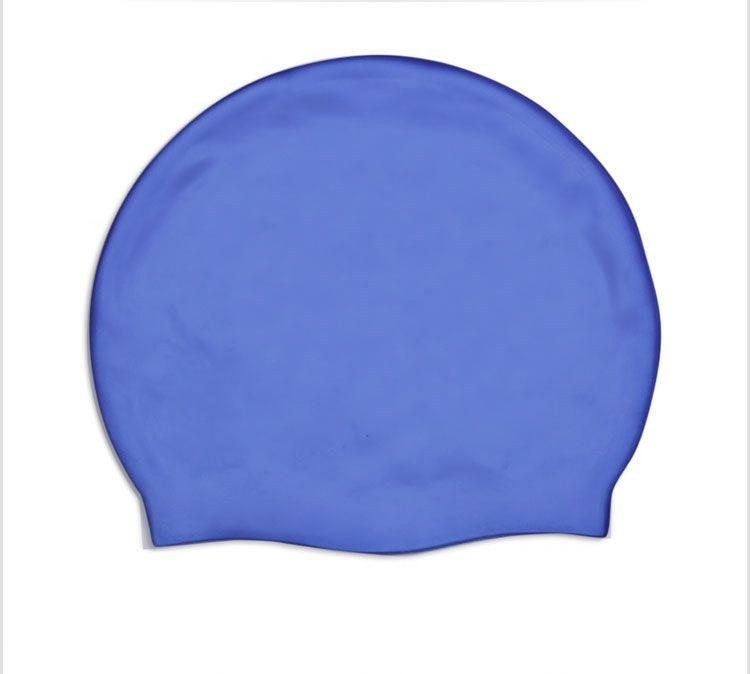 Силиконовая Шапочка Для Плавания Afiter, Цвет Синий