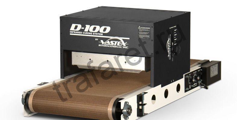 Туннельное сушильное устройство VASTEX D100