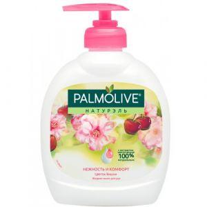 Мыло жидкое Palmolive 300 мл Нежность и комфорт Цветок вишни