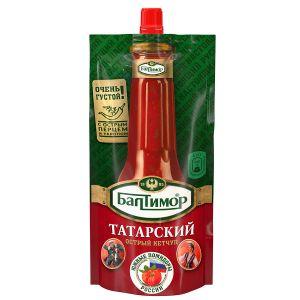 Кетчуп Балтимор Татарский ДП 260 гр